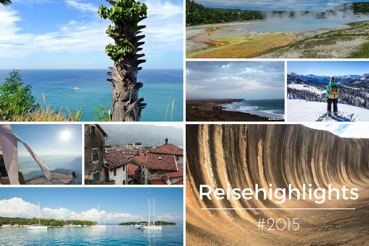 Reisehighlights #2015