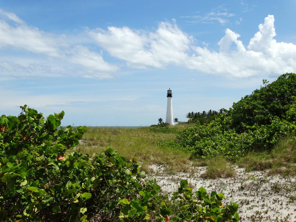 Leuchtturm Bill Baggs Cape Florida State Park